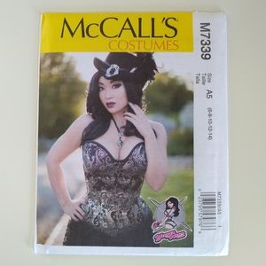 McCall's Sewing Pattern M7339 Misses